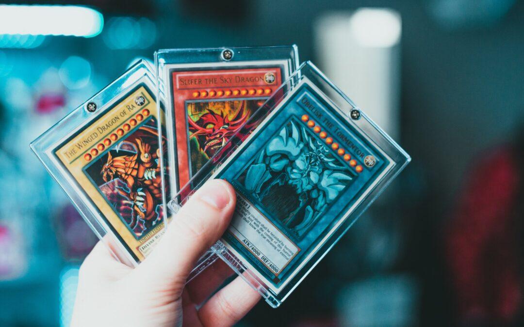 Yu-Gi-Oh og dets fantastiske univers